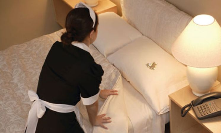 Confessions of a Male Chambermaid